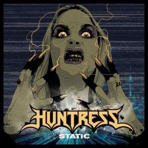 huntress-static