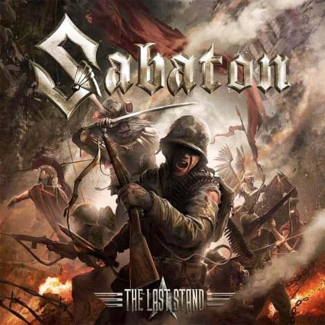 Portada Sabaton The Last Stand (Nuevo Disco)